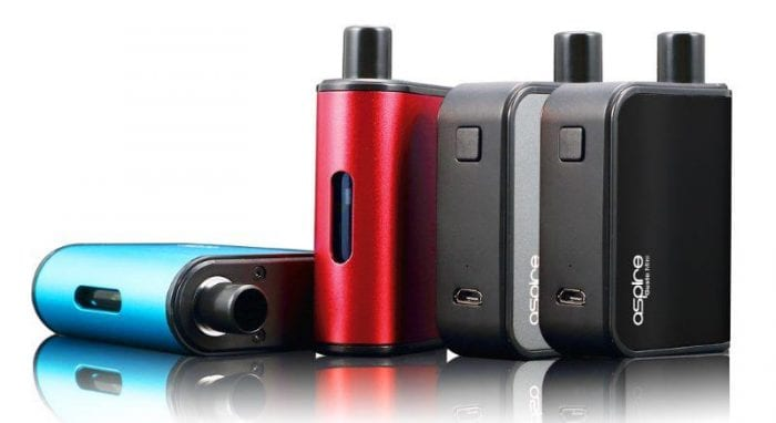 aspire gusto mini pod vape kit