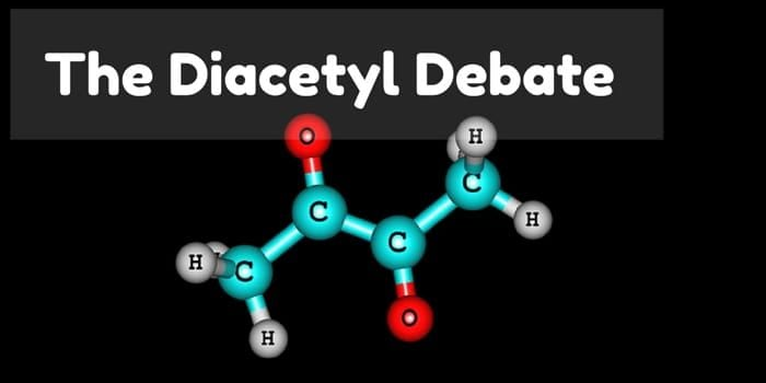 diacetyl molecule