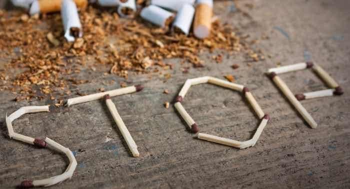 stop smoking image