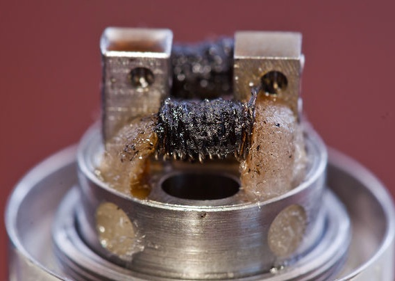 Vapers Tongue Coil Gunk