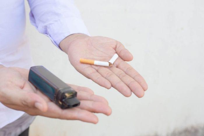 smoking kills vaping doesnt