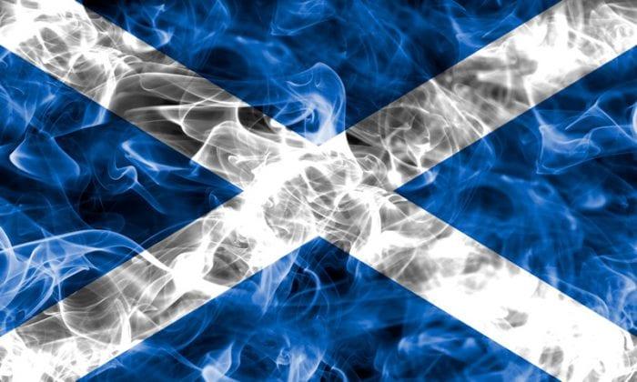 smoke free scotland
